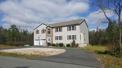 luxury vacation rentals poconos